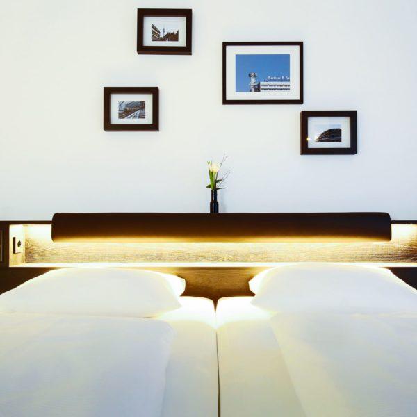 Hotel LINDEMANN'S Zimmer