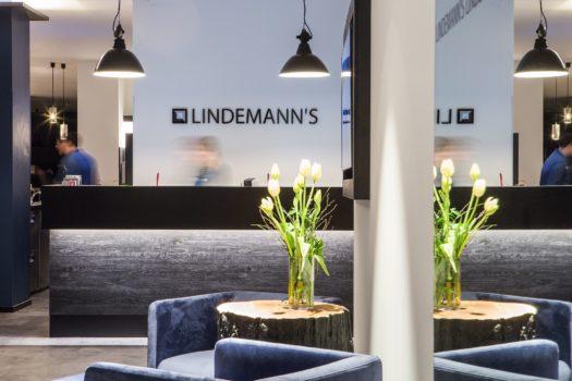 Hotel LINDEMANN'S Lobby