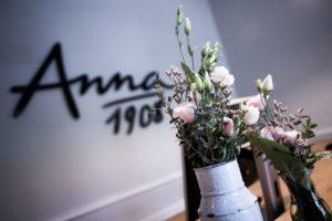 Anna 1908 LINDEMANN HOTELS® Berlin Logo