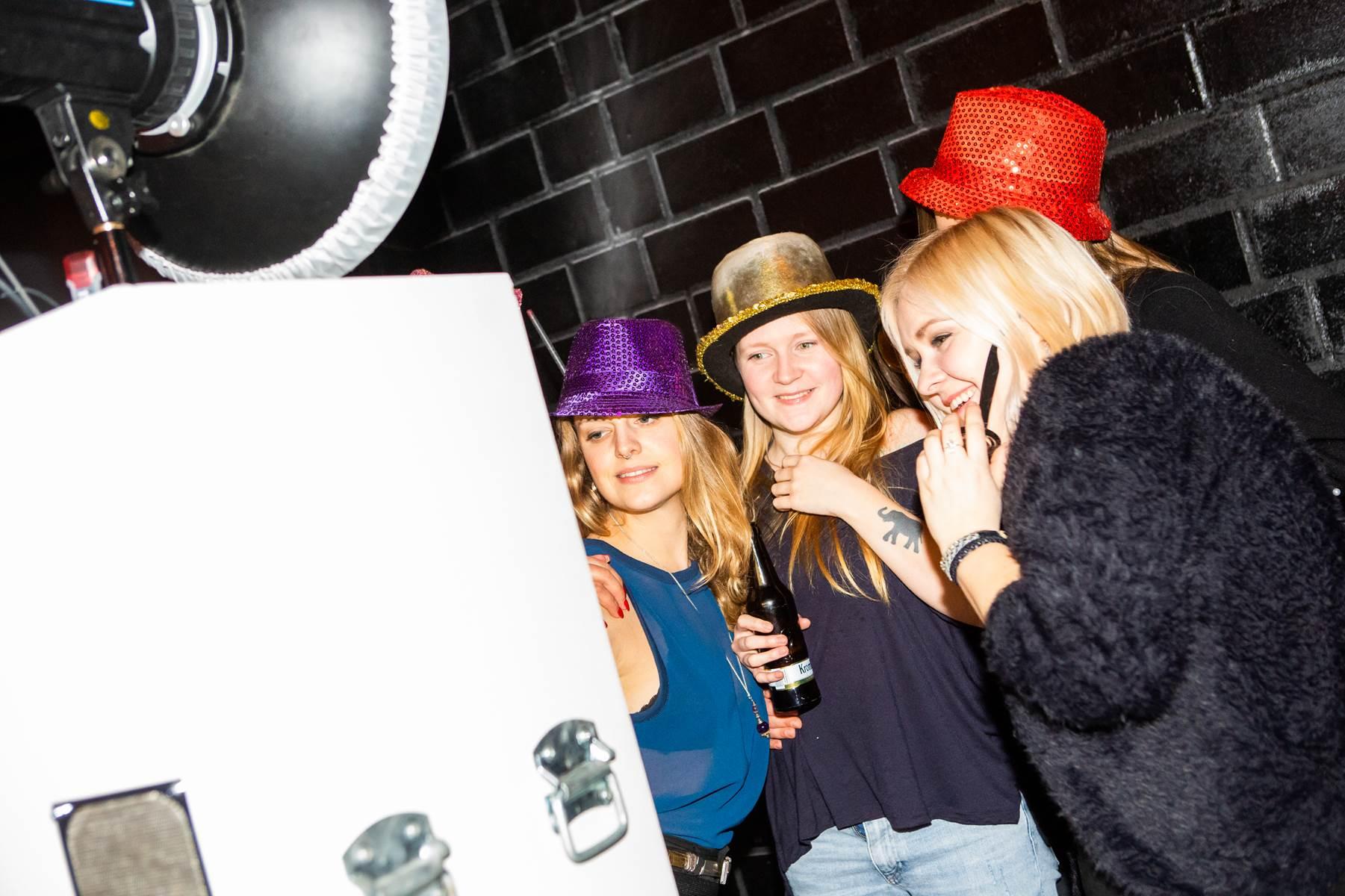 Kick-off Party der LINDEMANN HOTELS® am 24.01.2019 im 808 Berlin