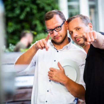 Unsere Late Summer Party 2.0. von den LINDEMANN HOTELS in Berlin