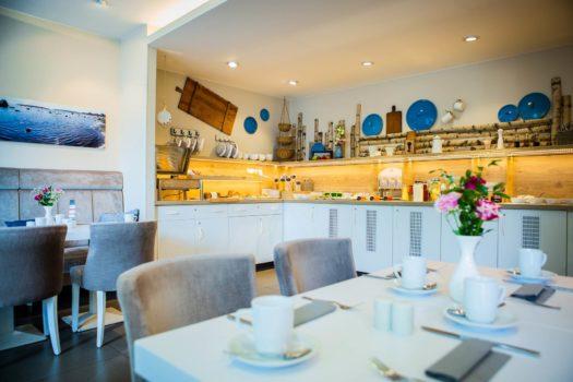 Frühstücksraum 2018 im fjord hotel berlin bei den LINDEMANN HOTELS®
